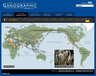 """It's been a problem with the databases used by all the major companies,"" says Miguel Vilar, science manager for National Geographic's Genographic Project. ""We know so much about Europe."